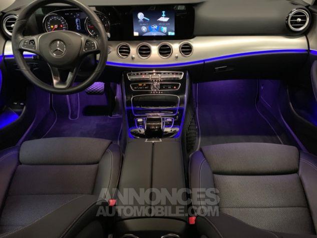 Mercedes Classe E 220 d 9G-Tronic 4-Matic Executive GRIS Occasion - 14