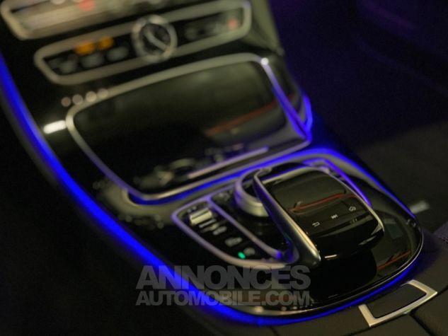 Mercedes Classe E 220 d 9G-Tronic 4-Matic Executive GRIS Occasion - 16