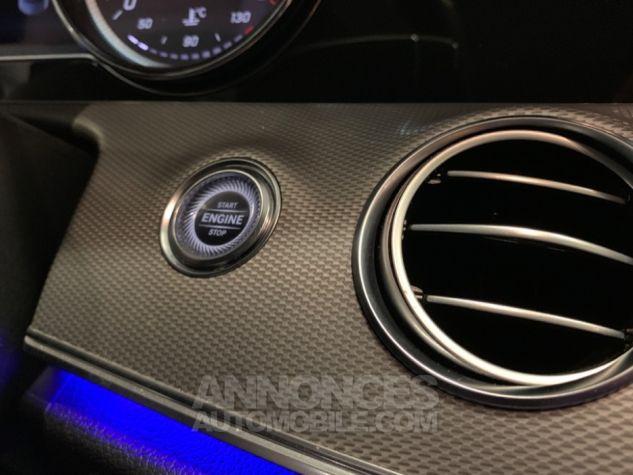 Mercedes Classe E 220 d 9G-Tronic 4-Matic Executive GRIS Occasion - 17