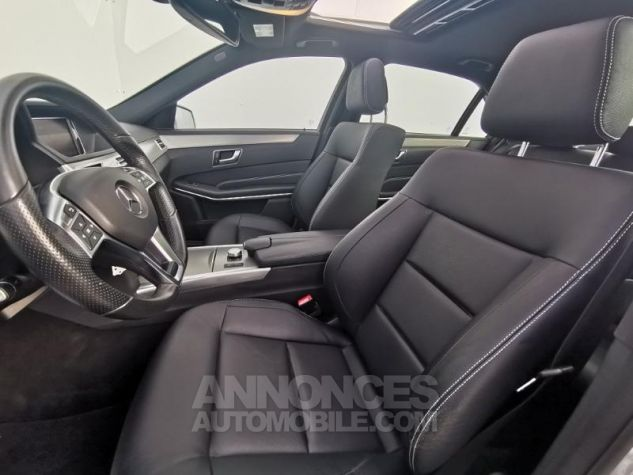 Mercedes Classe E 250 BlueTEC Executive 4Matic 7G-Tronic Plus ZP ARGENT IRIDIUM Occasion - 4