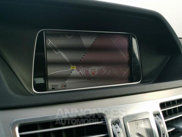 Mercedes Classe E 250 BlueTEC Executive 4Matic 7G-Tronic Plus ZP ARGENT IRIDIUM Occasion - 7