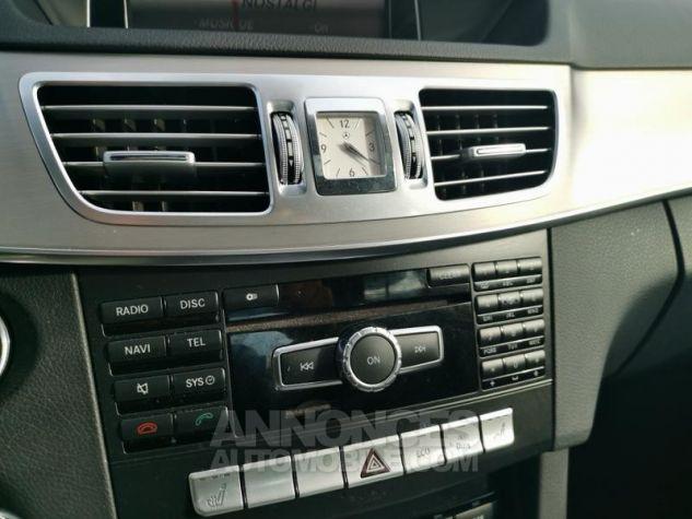 Mercedes Classe E 250 BlueTEC Executive 4Matic 7G-Tronic Plus ZP ARGENT IRIDIUM Occasion - 11