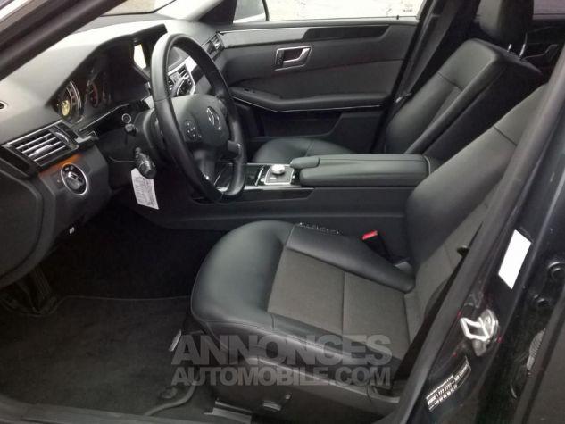 Mercedes Classe E 250 CDI BLUEEFFICIENCY Avantgarde Executive A Gris Occasion - 6
