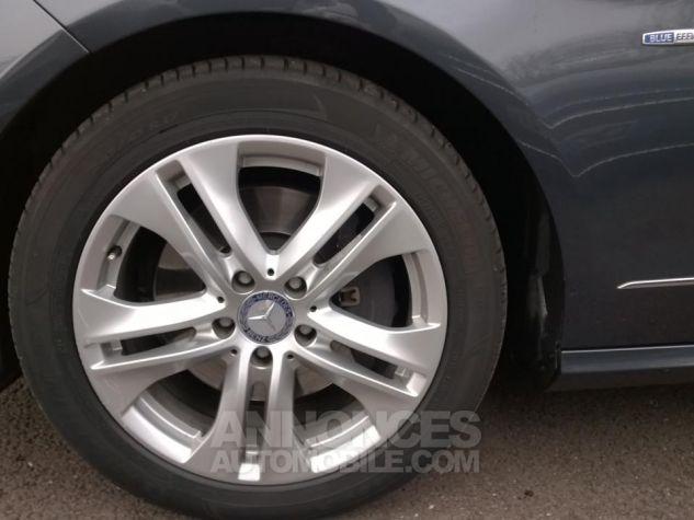 Mercedes Classe E 250 CDI BLUEEFFICIENCY Avantgarde Executive A Gris Occasion - 10