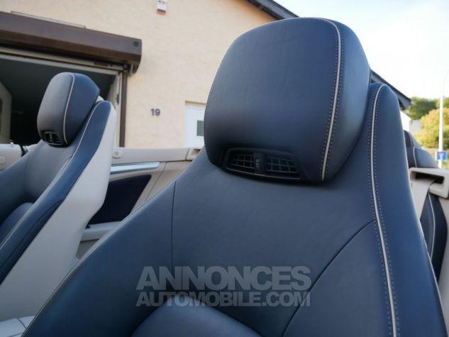 Mercedes Classe E 250 CDi Cabriolet 7G-Tronic, Caméra, COMAND, Pack Mémoire, LED ILS Argent Aragonite métallisé Occasion - 8