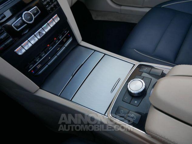 Mercedes Classe E 250 CDi Cabriolet 7G-Tronic, Caméra, COMAND, Pack Mémoire, LED ILS Argent Aragonite métallisé Occasion - 18