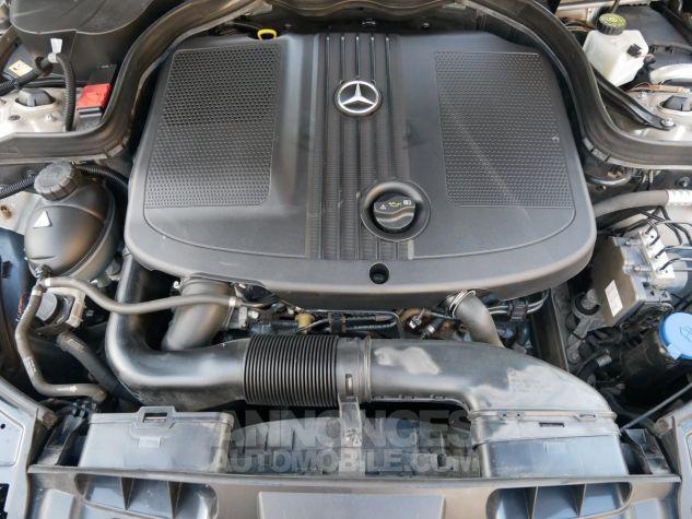 Mercedes Classe E 250 CDi Cabriolet 7G-Tronic, Caméra, COMAND, Pack Mémoire, LED ILS Argent Aragonite métallisé Occasion - 21