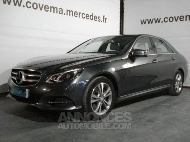 Mercedes Classe E 250 CDI Executive 4Matic 7G-Tronic+ gris tenorite metal Occasion - 0