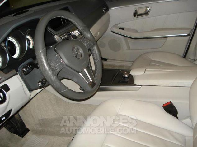 Mercedes Classe E 250 CDI Executive 4Matic 7G-Tronic+ gris tenorite metal Occasion - 2