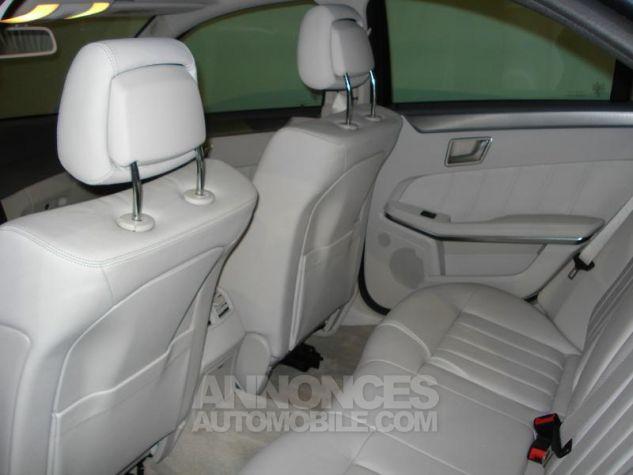 Mercedes Classe E 250 CDI Executive 4Matic 7G-Tronic+ gris tenorite metal Occasion - 3