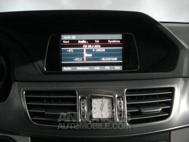 Mercedes Classe E 250 CDI Executive 4Matic 7G-Tronic+ gris tenorite metal Occasion - 8