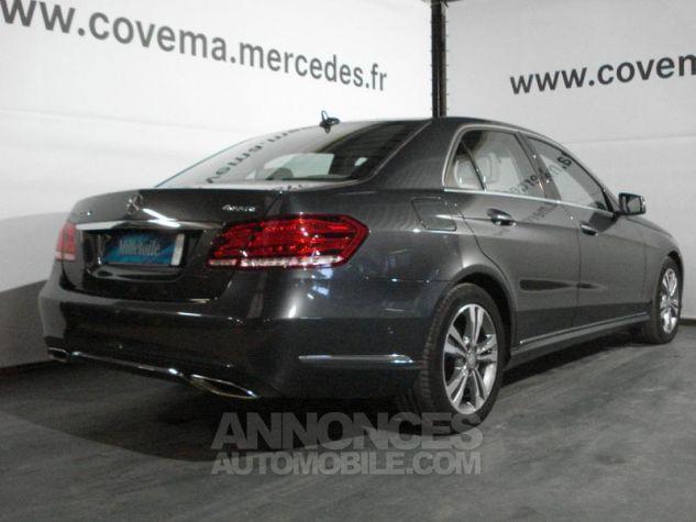 Mercedes Classe E 250 CDI Executive 4Matic 7G-Tronic+ gris tenorite metal Occasion - 13