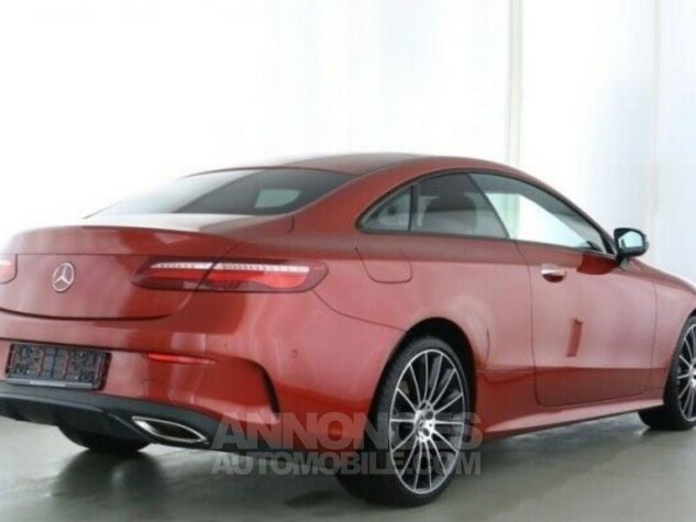 Mercedes Classe E 300 AMG 245 ch / Pano/ Burmester / Wide screen/ P.Night Rouge Occasion - 2