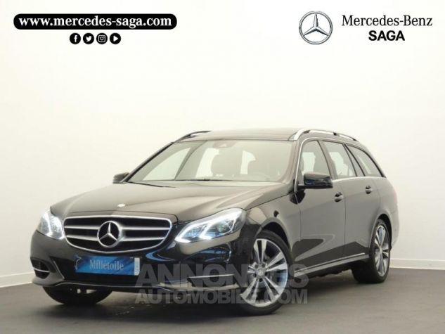 Mercedes Classe E 300 BlueTEC HYBRID Executive 7G-Tronic Plus Noir Obsidienne Occasion - 0