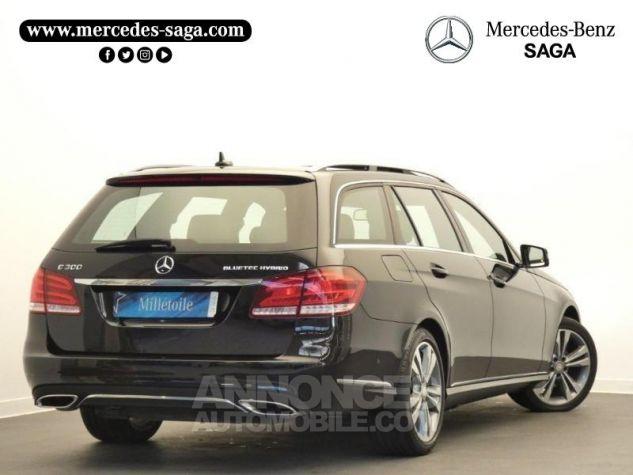 Mercedes Classe E 300 BlueTEC HYBRID Executive 7G-Tronic Plus Noir Obsidienne Occasion - 1