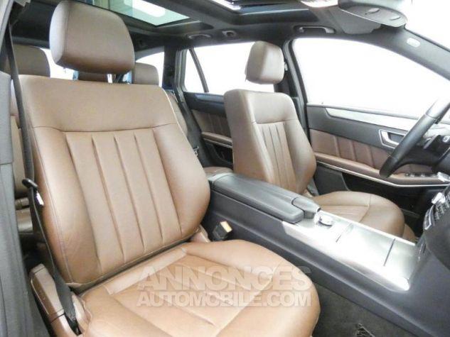 Mercedes Classe E 300 BlueTEC HYBRID Executive 7G-Tronic Plus Noir Obsidienne Occasion - 3