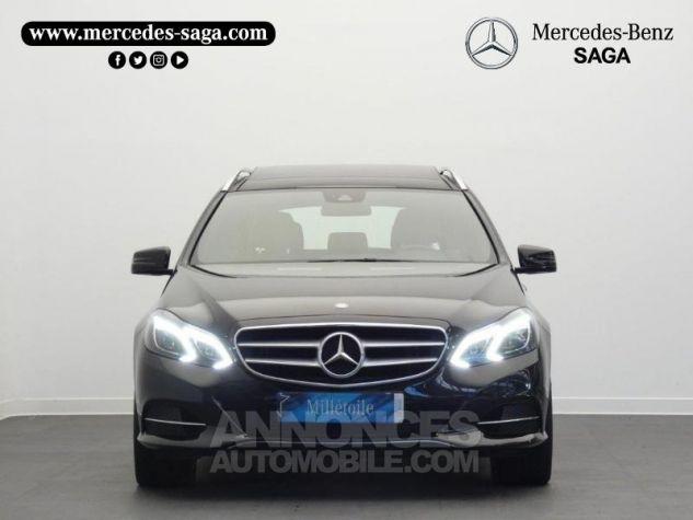 Mercedes Classe E 300 BlueTEC HYBRID Executive 7G-Tronic Plus Noir Obsidienne Occasion - 4