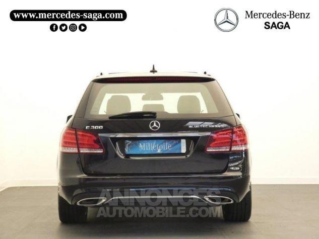 Mercedes Classe E 300 BlueTEC HYBRID Executive 7G-Tronic Plus Noir Obsidienne Occasion - 6