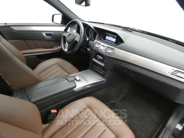Mercedes Classe E 300 BlueTEC HYBRID Executive 7G-Tronic Plus Noir Obsidienne Occasion - 7