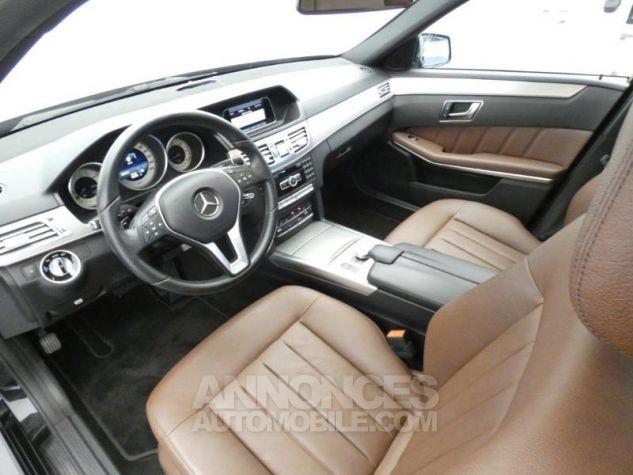 Mercedes Classe E 300 BlueTEC HYBRID Executive 7G-Tronic Plus Noir Obsidienne Occasion - 8