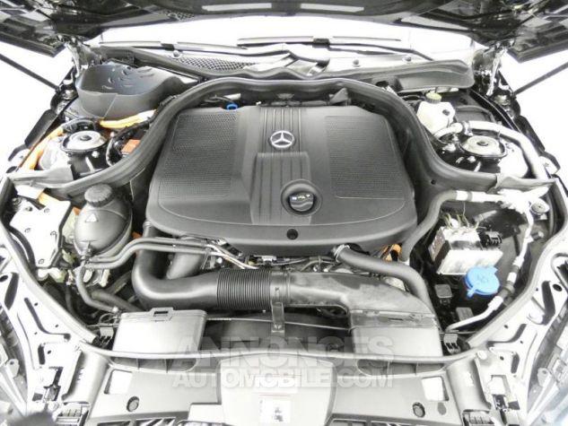 Mercedes Classe E 300 BlueTEC HYBRID Executive 7G-Tronic Plus Noir Obsidienne Occasion - 19