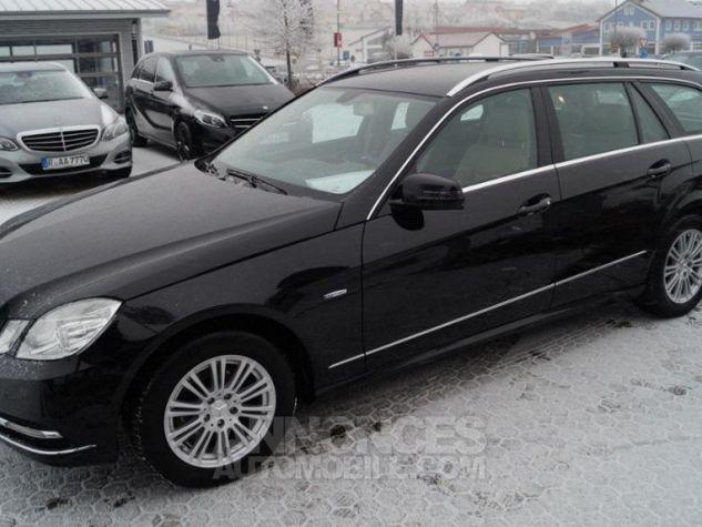 Mercedes Classe E 300 T CDI Elegance  noir metal Occasion - 0