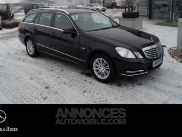 Mercedes Classe E 300 T CDI Elegance  noir metal Occasion - 1