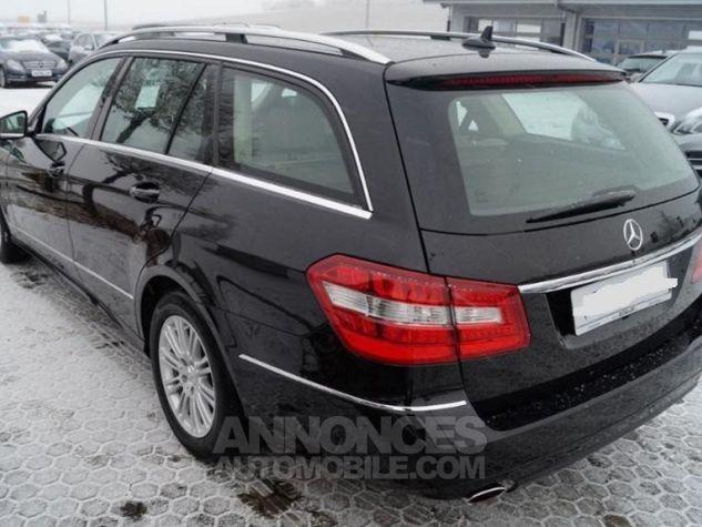 Mercedes Classe E 300 T CDI Elegance  noir metal Occasion - 3
