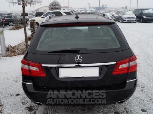 Mercedes Classe E 300 T CDI Elegance  noir metal Occasion - 6
