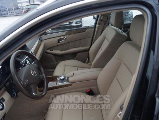 Mercedes Classe E 300 T CDI Elegance  noir metal Occasion - 7