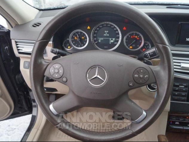 Mercedes Classe E 300 T CDI Elegance  noir metal Occasion - 9