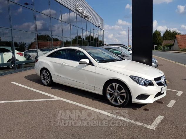 Mercedes Classe E 350 BlueTEC Fascination 7GTronic+ Blanc diamant Occasion - 9