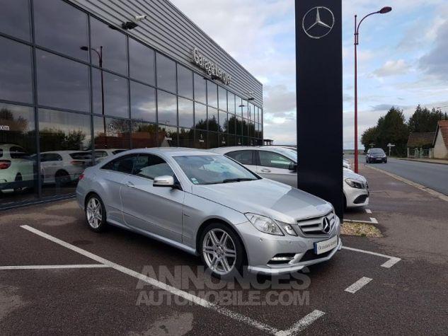 Mercedes Classe E 350 CDI BE Executive 7GTro+ argent iridium Occasion - 0