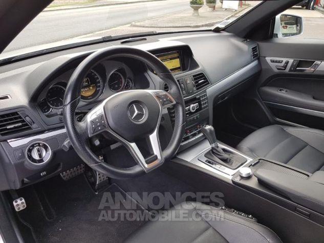 Mercedes Classe E 350 CDI BE Executive 7GTro+ argent iridium Occasion - 3