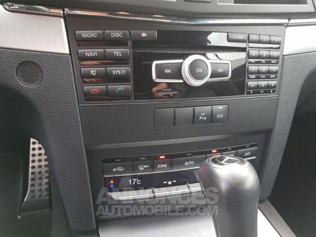 Mercedes Classe E 350 CDI BE Executive 7GTro+ argent iridium Occasion - 5