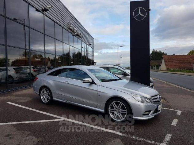 Mercedes Classe E 350 CDI BE Executive 7GTro+ argent iridium Occasion - 9