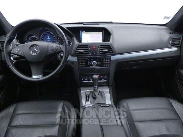 Mercedes Classe E 350 CDI Executive BE BA Noir Obsidienne Occasion - 2