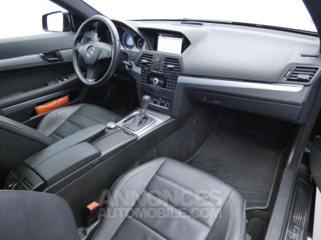 Mercedes Classe E 350 CDI Executive BE BA Noir Obsidienne Occasion - 3