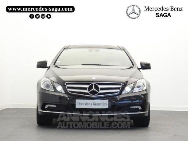 Mercedes Classe E 350 CDI Executive BE BA Noir Obsidienne Occasion - 5