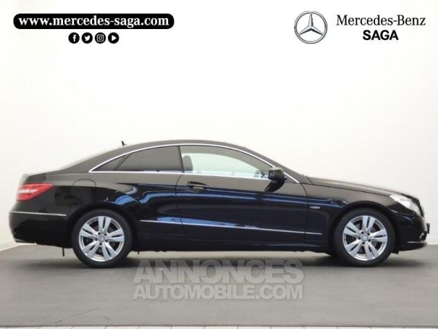 Mercedes Classe E 350 CDI Executive BE BA Noir Obsidienne Occasion - 6
