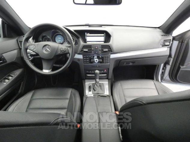 Mercedes Classe E 350 CDI Executive BE BA Argent Palladium Occasion - 2