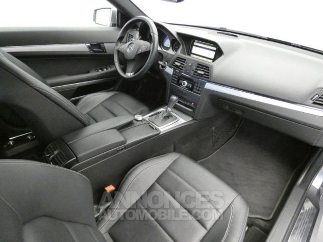 Mercedes Classe E 350 CDI Executive BE BA Argent Palladium Occasion - 3