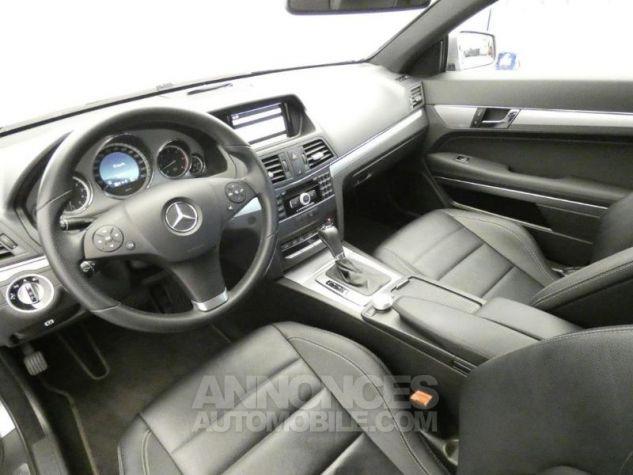 Mercedes Classe E 350 CDI Executive BE BA Argent Palladium Occasion - 7
