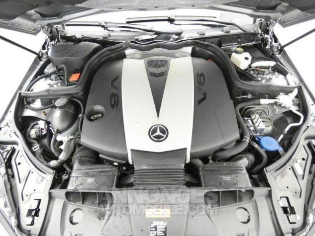 Mercedes Classe E 350 CDI Executive BE BA Argent Palladium Occasion - 18