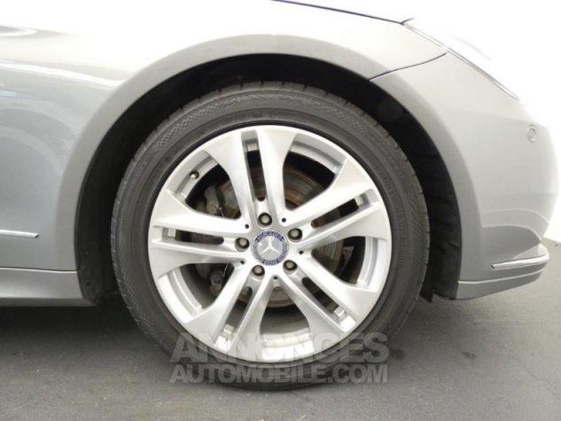 Mercedes Classe E 350 CDI Executive BE BA Argent Palladium Occasion - 19