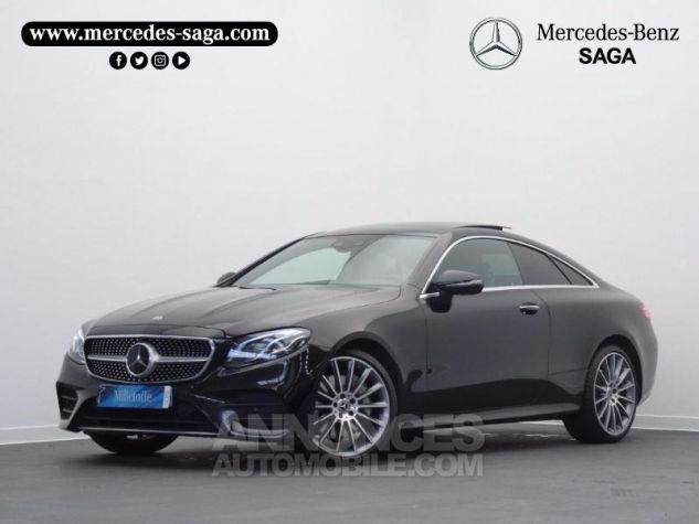 Mercedes Classe E 350 d 258ch Fascination 4Matic 9G-Tronic Noir Obsidienne Occasion - 0