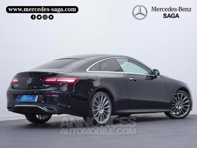 Mercedes Classe E 350 d 258ch Fascination 4Matic 9G-Tronic Noir Obsidienne Occasion - 1