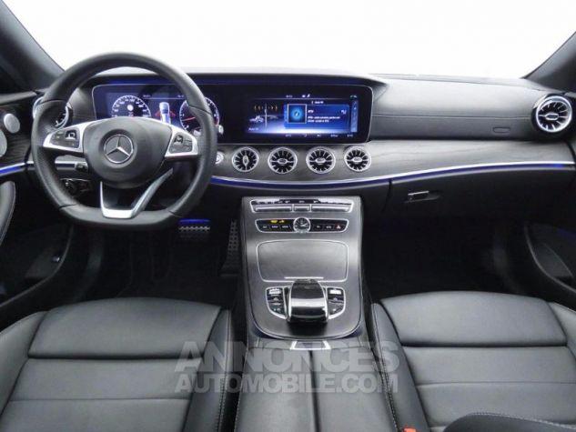 Mercedes Classe E 350 d 258ch Fascination 4Matic 9G-Tronic Noir Obsidienne Occasion - 2