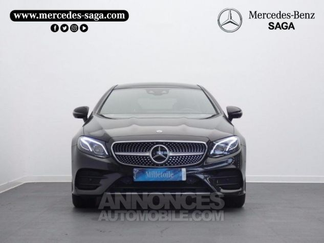 Mercedes Classe E 350 d 258ch Fascination 4Matic 9G-Tronic Noir Obsidienne Occasion - 5