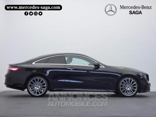 Mercedes Classe E 350 d 258ch Fascination 4Matic 9G-Tronic Noir Obsidienne Occasion - 6